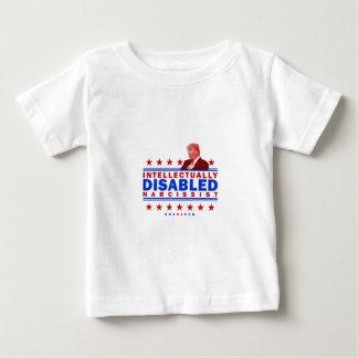 Intellectueel Gehandicapte Narcissist Baby T Shirts