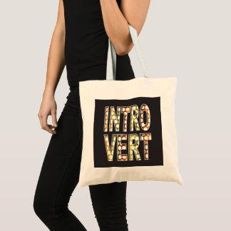 Intern ontwerp | van het introvert BasisBolsa Draagtas