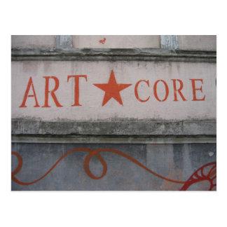 Internationaal Briefkaart Graffiti