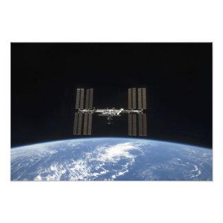 Internationaal Ruimtestation 13 Foto Afdrukken