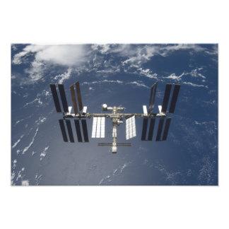 Internationaal Ruimtestation 16 Foto Afdruk