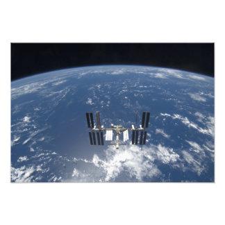 Internationaal Ruimtestation 17 Foto Prints