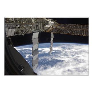 Internationaal Ruimtestation 17 Fotoafdruk