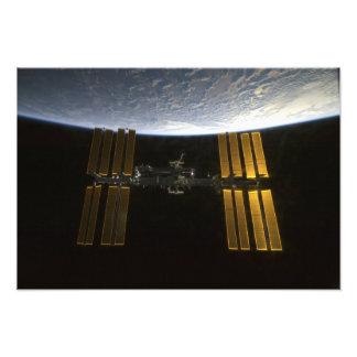 Internationaal Ruimtestation 20 Foto Prints