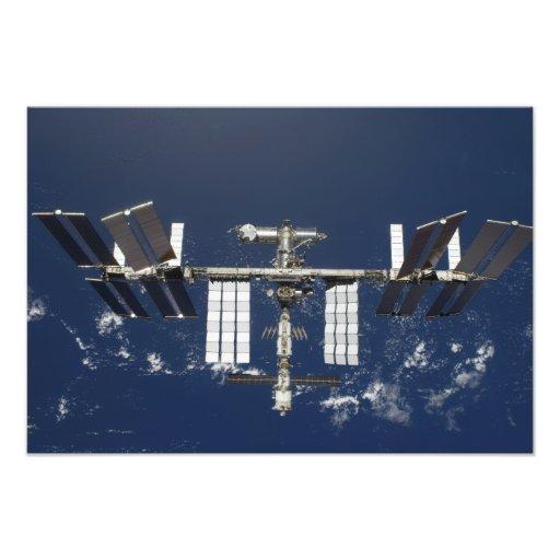 Internationaal Ruimtestation 3 Fotoprints