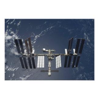 Internationaal Ruimtestation 4 Foto Afdrukken