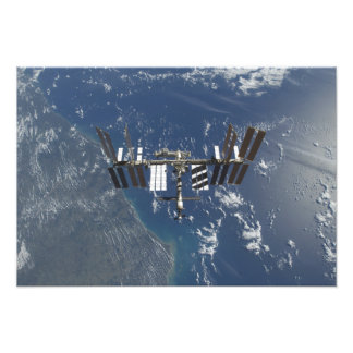Internationaal Ruimtestation in baan 3 Fotoafdrukken