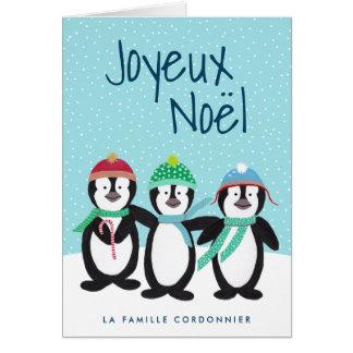 International Carte DE Noël Card Wenskaart