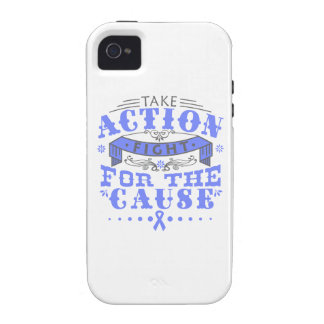 Intestinale Kanker neemt de Strijd van de Actie vo iPhone 4/4S Case