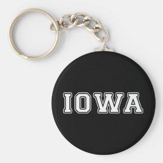 Iowa Sleutelhanger