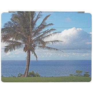 iPad cover/PALM die BOOM /HAWAII/ de STILLE OCEAAN iPad Cover