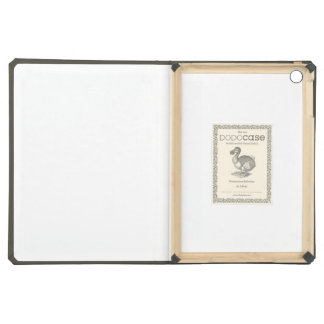 iPad Lucht Dodocase (Graniet)