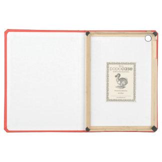 iPad Lucht Dodocase (Koraal)
