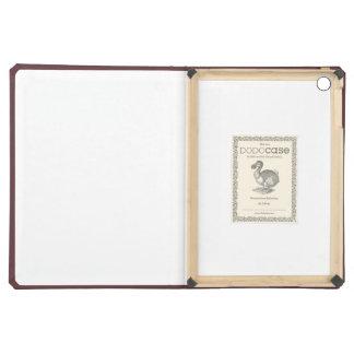 iPad Lucht Dodocase (Merlot)