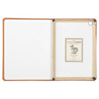 iPad Lucht Dodocase (Sinaasappel)