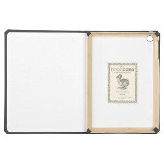 iPad Lucht (Zwarte) Dodocase