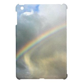 iPad minihoesje met foto van mooie regenboog iPad Mini Hoesjes