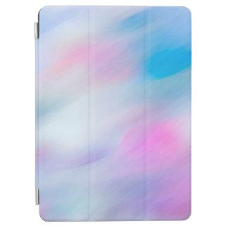 iPad Slimme Dekking - Abstracte Veelkleurige Golf iPad Air Cover