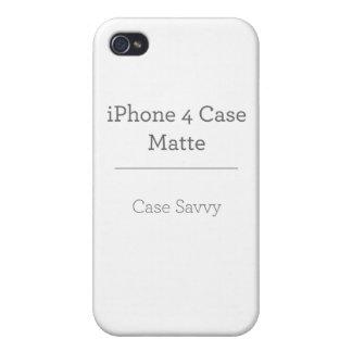 iPhone4/4S Dekking van de Douane hoesje-Savvy iPhone 4 Hoesjes
