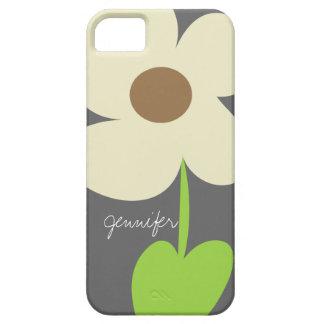 iPhone5/5S Hoesje van Daisy Personalized van Zen