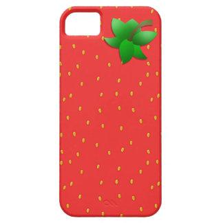iPhone5/5S Hoesje van de aardbei
