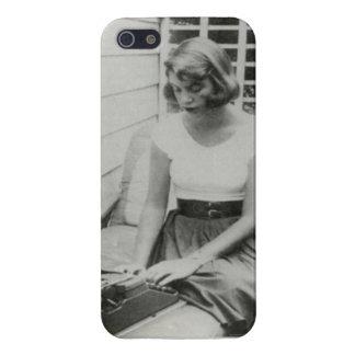 iPhone5/5S Hoesje van Sylvia Plath iPhone 5 Cases