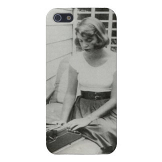 iPhone5/5S Hoesje van Sylvia Plath iPhone 5 Hoesje