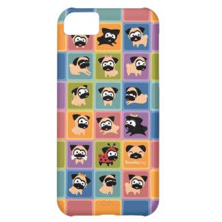 iPhone5C Hoesje van het Blok van de Kleur van Tugg