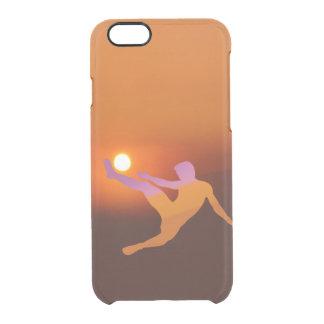 iPhone6/6S Duidelijk Hoesje van het Voetbal van de
