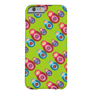 iPhone6/6s Hoesje van Doll van Matryoshka