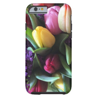 iPhone6s dekking van de tulp Tough iPhone 6 Hoesje