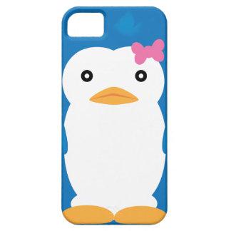 iPhone 4-4S Hoesje van de Pinguïn n° 3 van