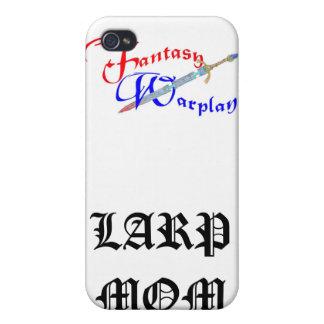iPhone 4 het Geval van het Mamma LARP iPhone 4/4S Hoesjes
