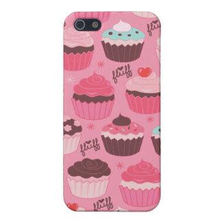 Iphone 4 Hoesje Cupcake door Pluis