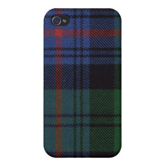 iPhone 4 van het Geruite Schotse wollen stof van A iPhone 4 Hoesjes