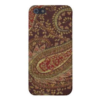 iPhone 4 van het Hoesje van het Speck van Paisley  iPhone 5 Covers