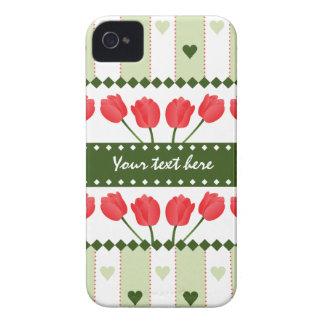 iPhone 4 van tulpen & van Harten hoesje-Partner iPhone 4 Hoesje
