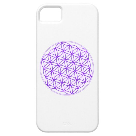 iPhone 5 case - Flower of life