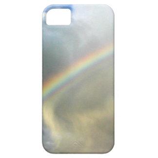 iPhone 5 casewithfoto van mooie regenboog Barely There iPhone 5 Hoesje