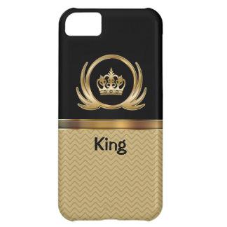 iPhone 5 de Koninklijke Koning van het Hoesje