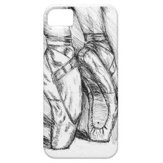 iPhone 5 het Hoesje van het Ballet