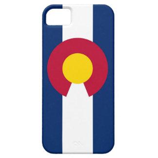 IPhone 5 Hoesje met Vlag van Colorado