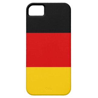 IPhone 5 Hoesje met Vlag van Duitsland