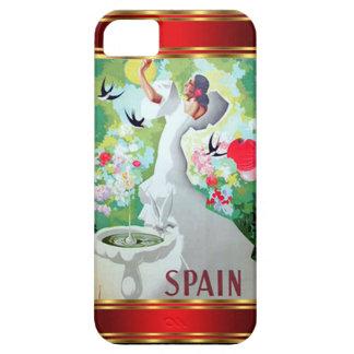 IPhone 5 hoesje-Partner Hoesje Vintage Spanje