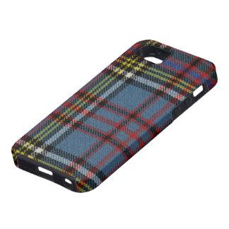 iPhone 5 Hoesje van het Geruite Schotse wollen