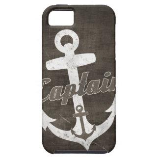 iPhone 5 hoesje zeevaart Vintage Sepia Grunge van