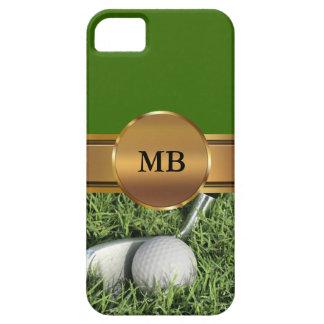 iPhone 5 Hoesjes van het Golf van het Monogram