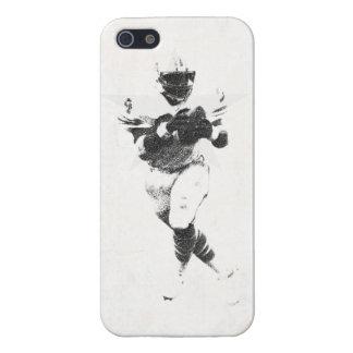iPhone 5 Huid met de Koele Druk van het Football