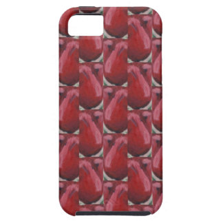iPhone 5 taai hoesje met speciaal rood