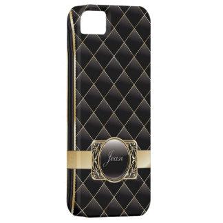 iPhone 5 van de Bakstenen van de Diamant van de lu Barely There iPhone 5 Hoesje